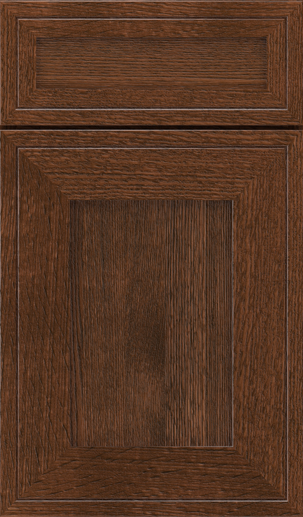 airedale_5pc_quatersawn_oak_shaker_style_cabinet_door_sepia