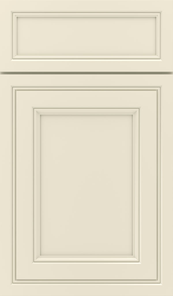 Braydon Manor 5-piece Maple flat panel cabinet door in Chantille