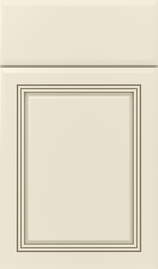 Cambridge Maple Raised Panel Cabinet Door in Chantille Twilight