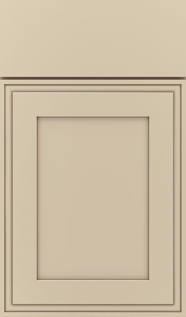 Daladier Maple Recessed Panel Cabinet Door in Lunar Twilight