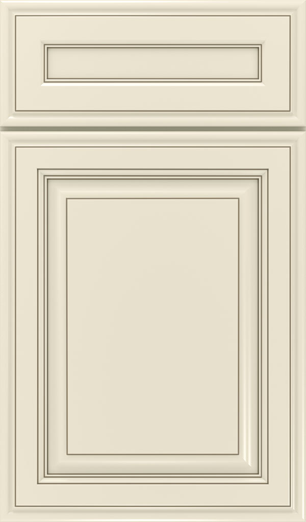 Galleria 5-Piece Maple Raised Panel Cabinet Door in Chantille Twilight