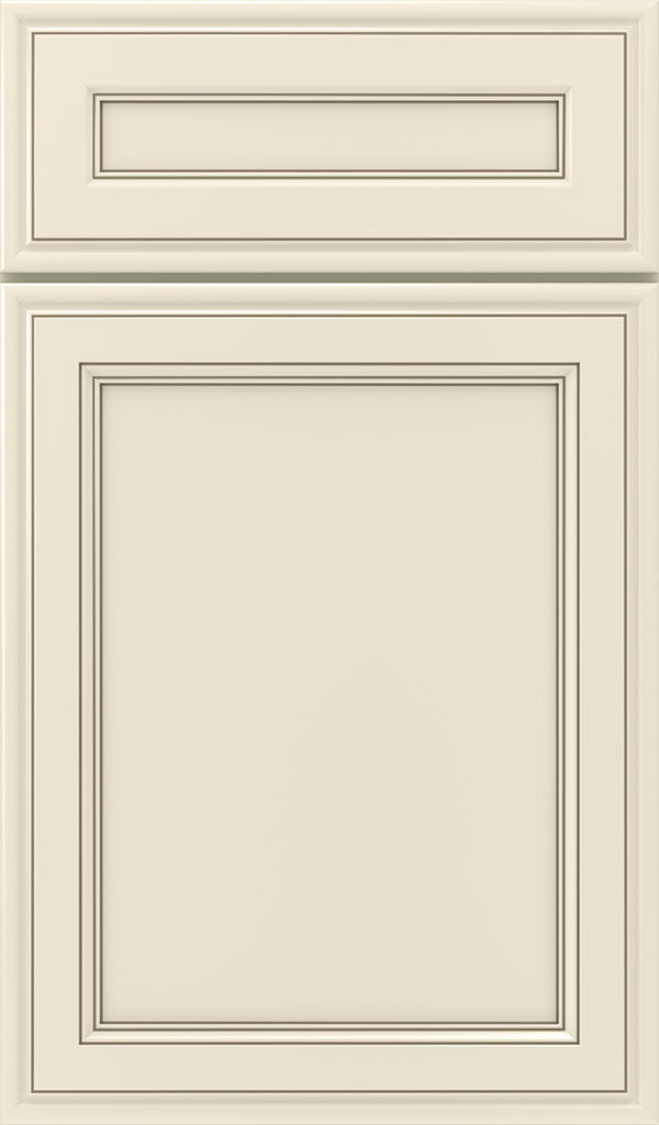 Girard 5-Piece Maple Raised Panel Cabinet Door in Chantille Twilight