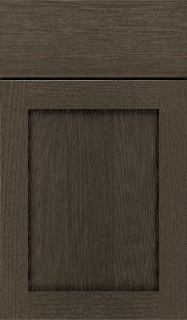 harmony_quartersawn_oak_shaker_cabinet_door_shadow