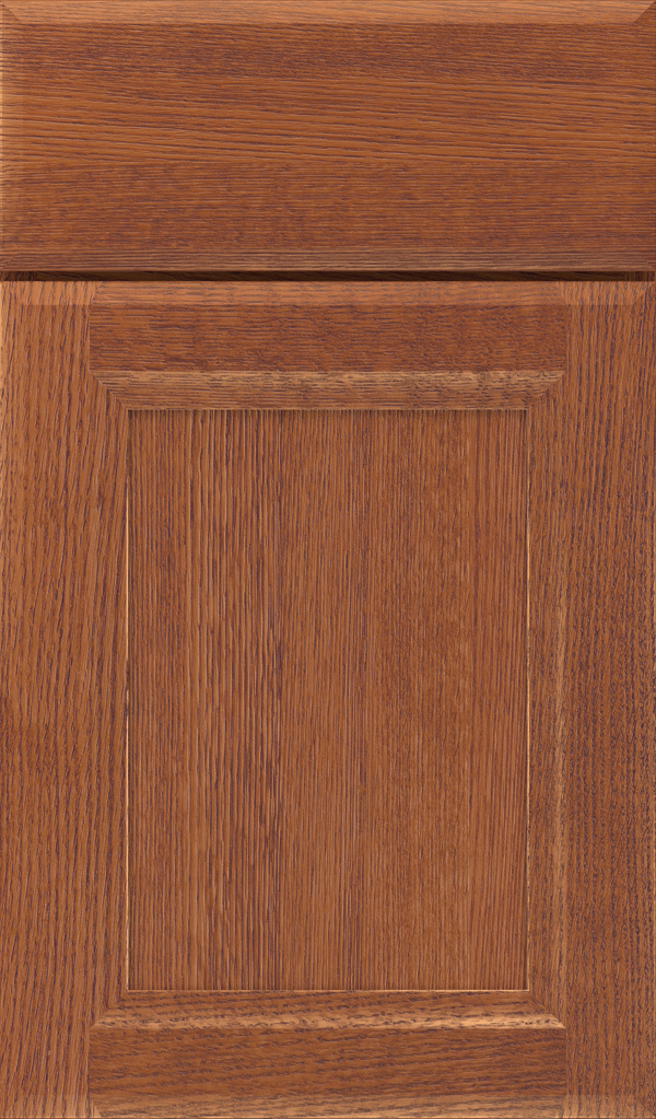 huchenson_quartersawn_oak_recessed_panel_cabinet_door_brandywine