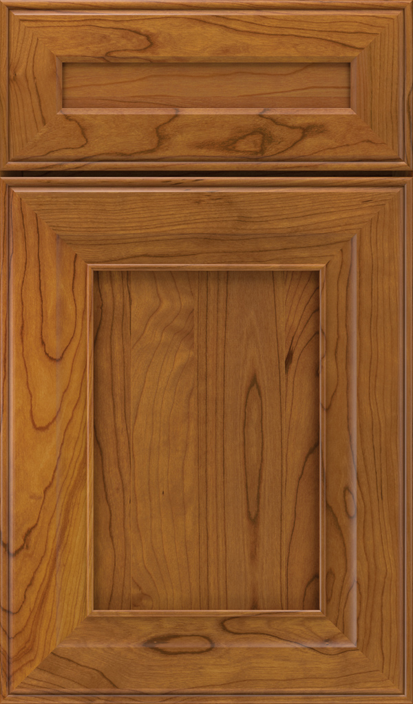 leyden_5pc_cherry_flat_panel_cabinet_door_pheasant