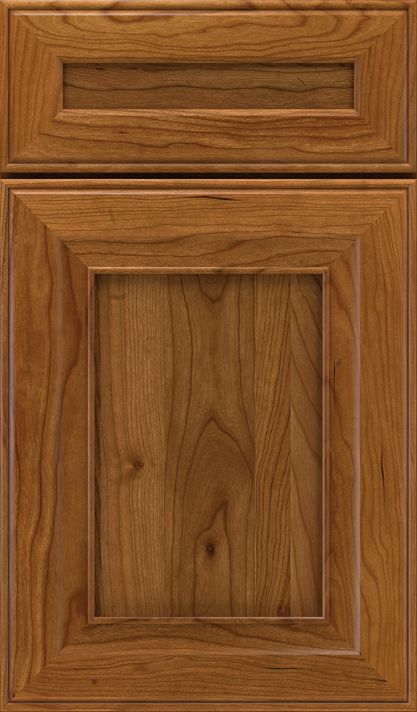 leyden_5pc_cherry_flat_panel_cabinet_door_suede