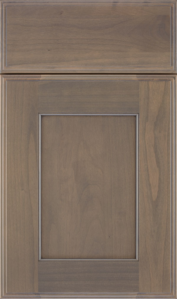 Sloan Alder Recessed Panel Cabinet Door in Cliff