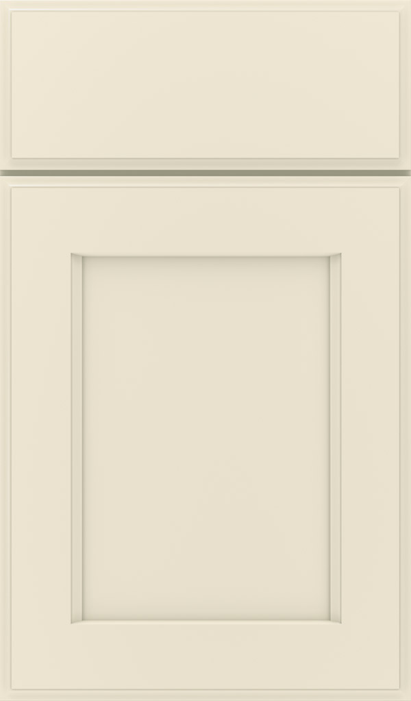 Treyburn Maple recessed panel cabinet door in Chantille