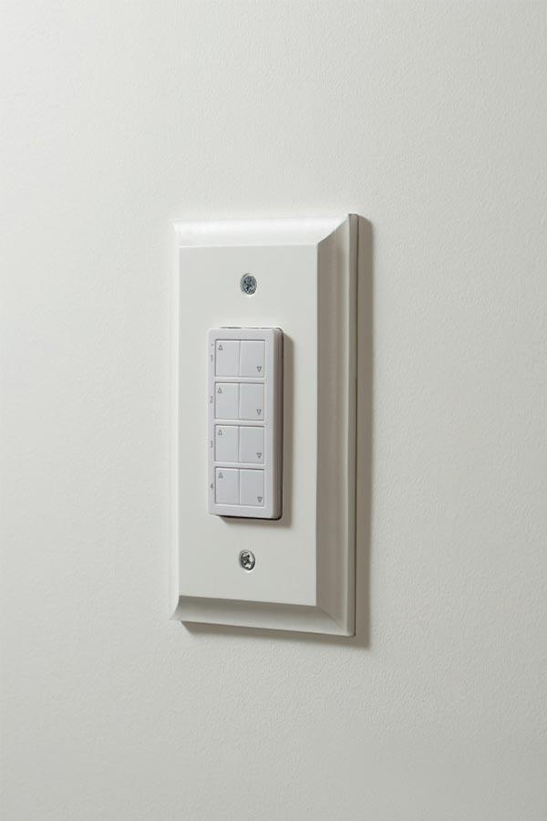 Sensio Quattro Four Zone Wall Controller